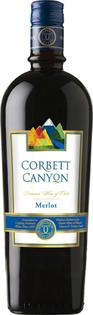 Corbett Canyon Merlot 1.50l - Case of 6